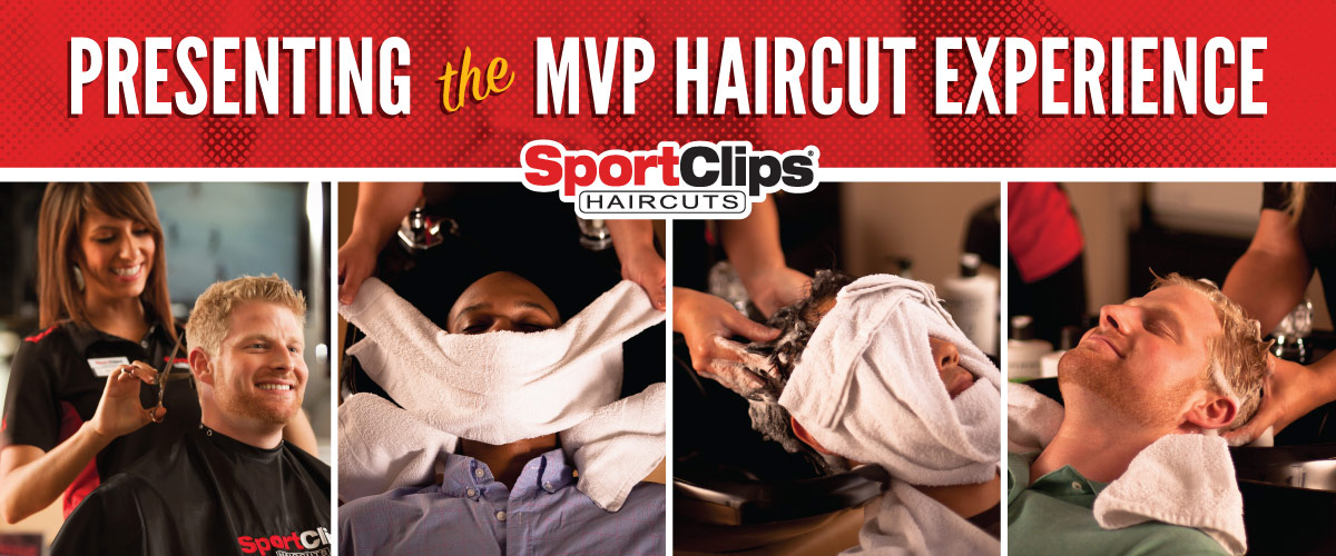 The Sport Clips Haircuts of Mill Creek MVP